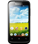 Купить Lenovo A369i 4Gb+512Mb Dual Black