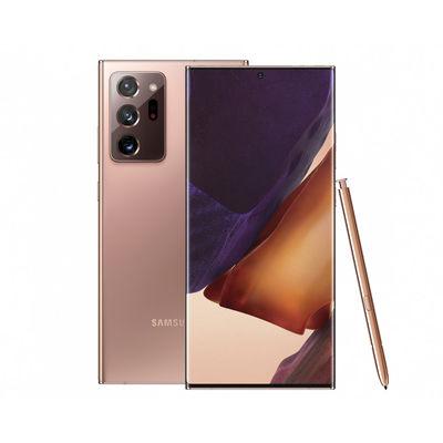 Samsung Galaxy Note 20 Ultra (Snapdragon 865+) 256Gb+12Gb 5G Bronze - дешево купить Самсунг Галакси Ноут 20 Ultra (Snapdragon 865+) 256Gb+12Gb 5G Бронзовый в Москве - лучшая цена на сотовые телефоны в интернет-магазине Нофелет