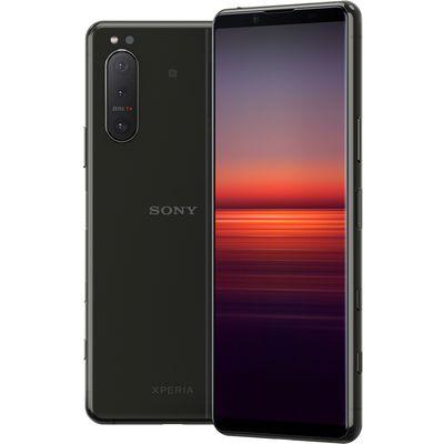 Sony Xperia 5 II 256Gb+8Gb Dual 5G Black - дешево купить Сони Иксперия 5 Ii 256Gb+8Gb Дуал 5G Черный в Москве - лучшая цена на сотовые телефоны в интернет-магазине Нофелет