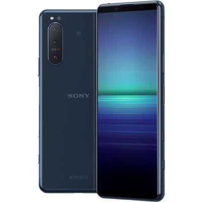 Sony Xperia 5 II 256Gb+8Gb Dual 5G Blue - дешево купить Сони Иксперия 5 Ii 256Gb+8Gb Дуал 5G Синий в Москве - лучшая цена на сотовые телефоны в интернет-магазине Нофелет