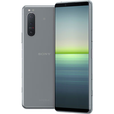 Sony Xperia 5 II 256Gb+8Gb Dual 5G Grey - дешево купить Сони Иксперия 5 Ii 256Gb+8Gb Дуал 5G Серый в Москве - лучшая цена на сотовые телефоны в интернет-магазине Нофелет